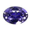 Swarovski Stones 4120 Oval 14x10mm Tanzanite 12pcs